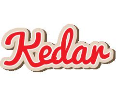 Kedar chocolate logo