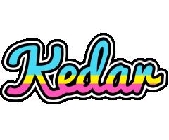 Kedar circus logo