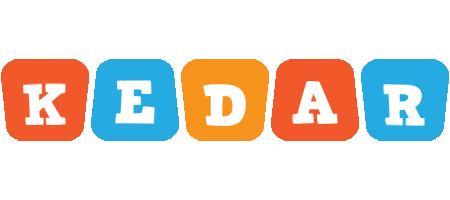 Kedar comics logo
