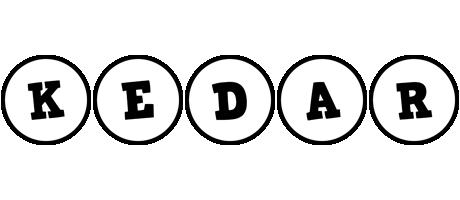 Kedar handy logo