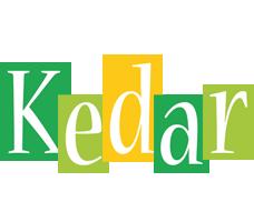 Kedar lemonade logo