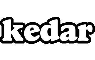 Kedar panda logo