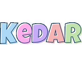 Kedar pastel logo