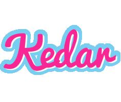Kedar popstar logo