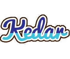 Kedar raining logo