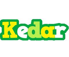 Kedar soccer logo