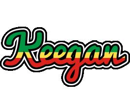Keegan african logo