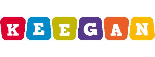 Keegan daycare logo