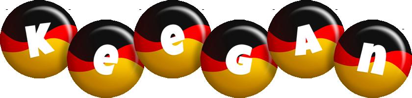 Keegan german logo