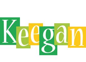 Keegan lemonade logo