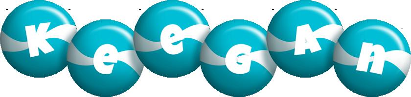 Keegan messi logo