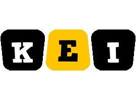 Kei boots logo