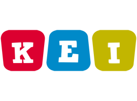 Kei daycare logo