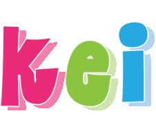 Kei friday logo
