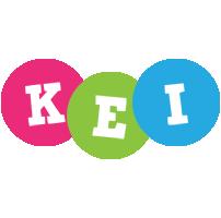 Kei friends logo