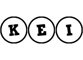 Kei handy logo