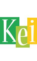Kei lemonade logo