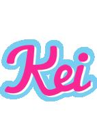 Kei popstar logo
