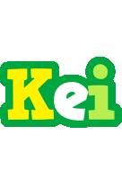 Kei soccer logo