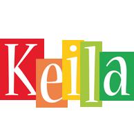 Keila colors logo