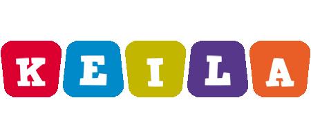 Keila daycare logo