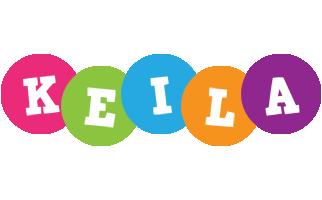 Keila friends logo