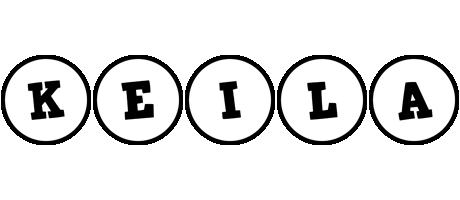 Keila handy logo