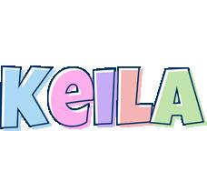 Keila pastel logo