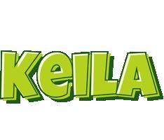 Keila summer logo
