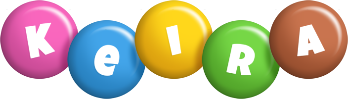 Keira candy logo
