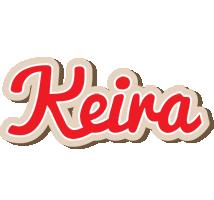 Keira chocolate logo