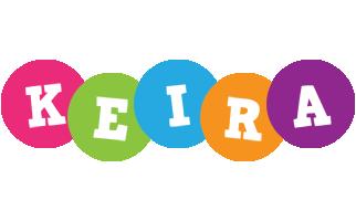 Keira friends logo