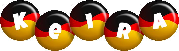 Keira german logo