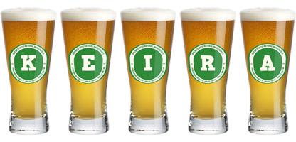 Keira lager logo
