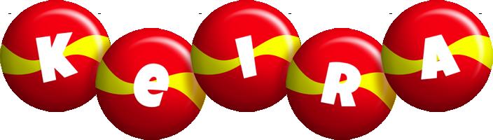 Keira spain logo