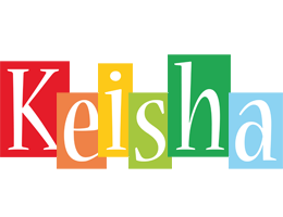 Keisha colors logo