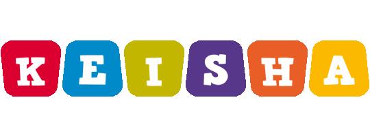 Keisha kiddo logo