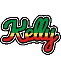 Kelly african logo