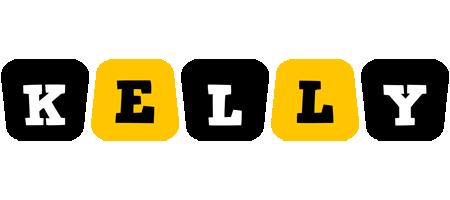 Kelly boots logo