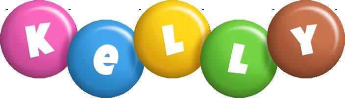 Kelly candy logo
