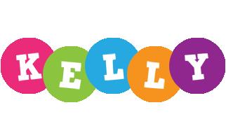 Kelly friends logo