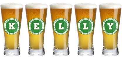 Kelly lager logo