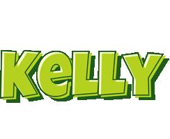 Kelly summer logo