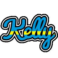 Kelly sweden logo