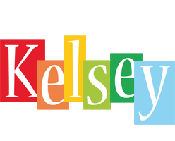 Kelsey colors logo