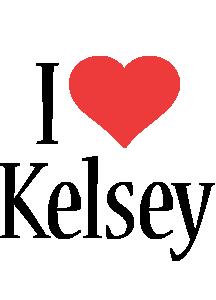 Kelsey i-love logo