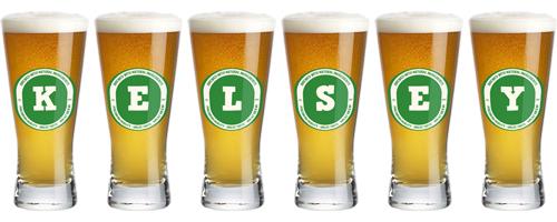 Kelsey lager logo
