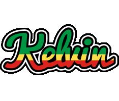 Kelvin african logo