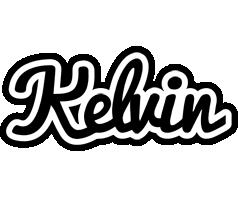 Kelvin chess logo