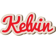 Kelvin chocolate logo